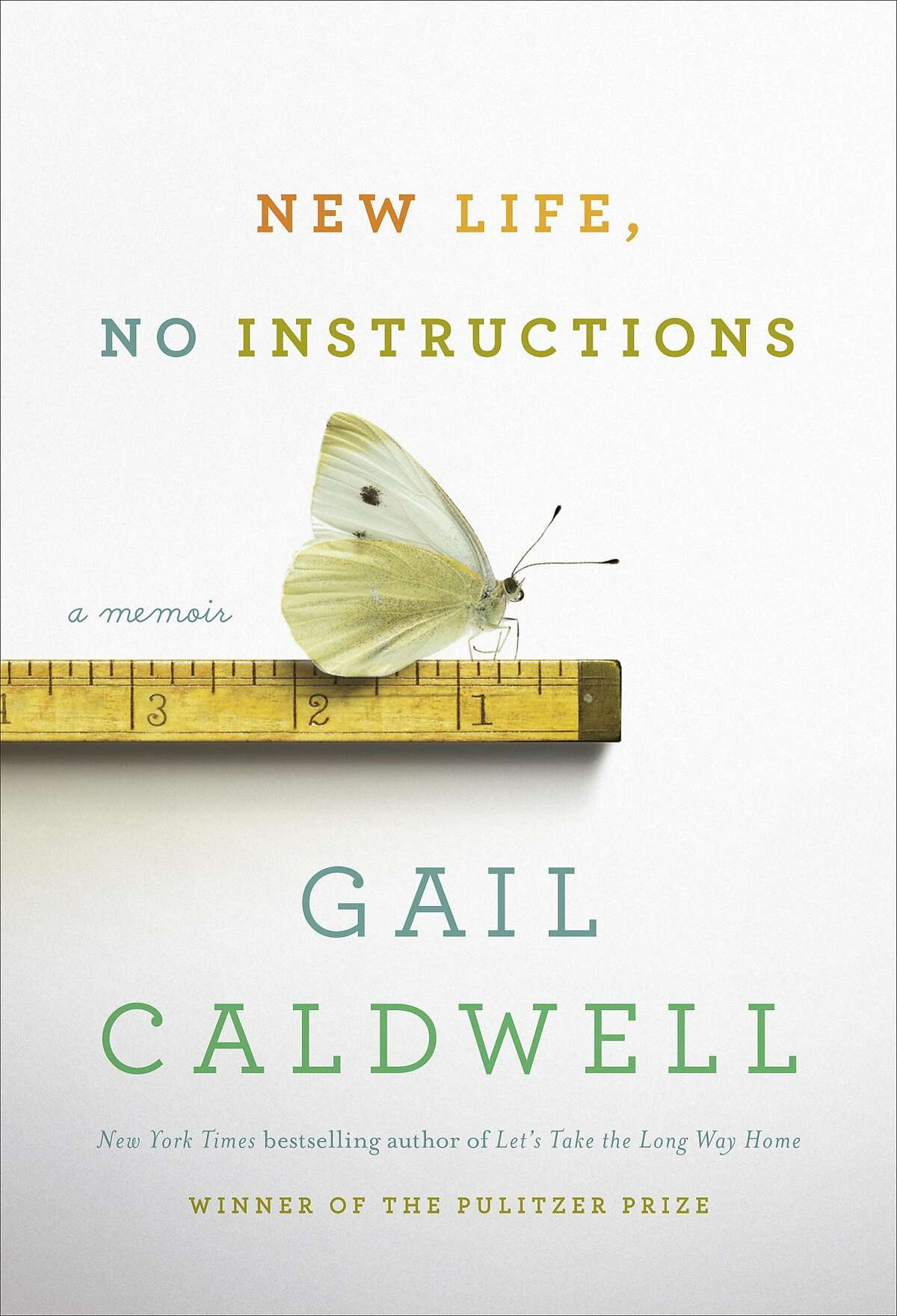 """""""New Life, No Instructions,"""" by Gail Caldwell"""