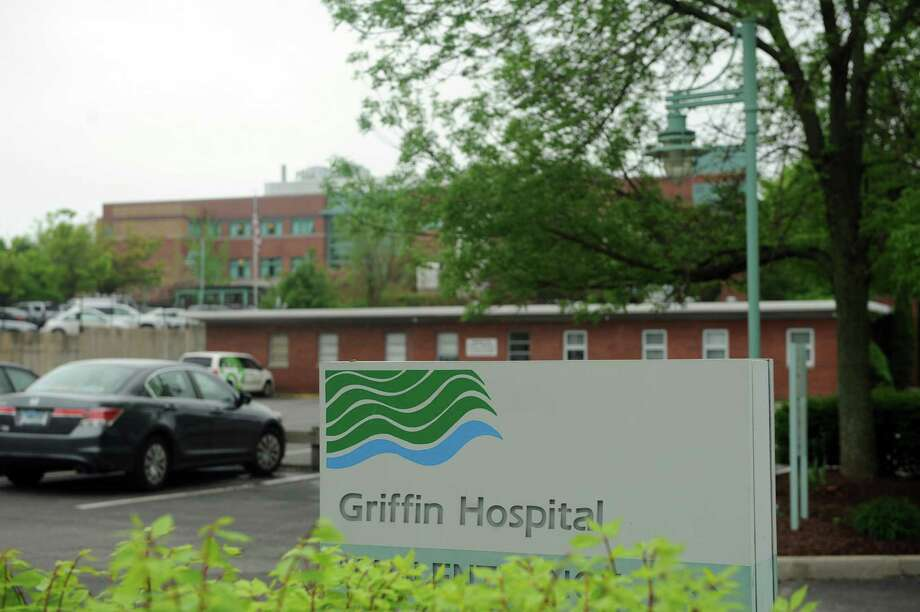 Griffin Hospital in Derby, Conn. Friday, May 16, 2014, where more than 3000 patients are being advised to have their blood tested after the improper use of insulin pens. Photo: Autumn Driscoll / Connecticut Post