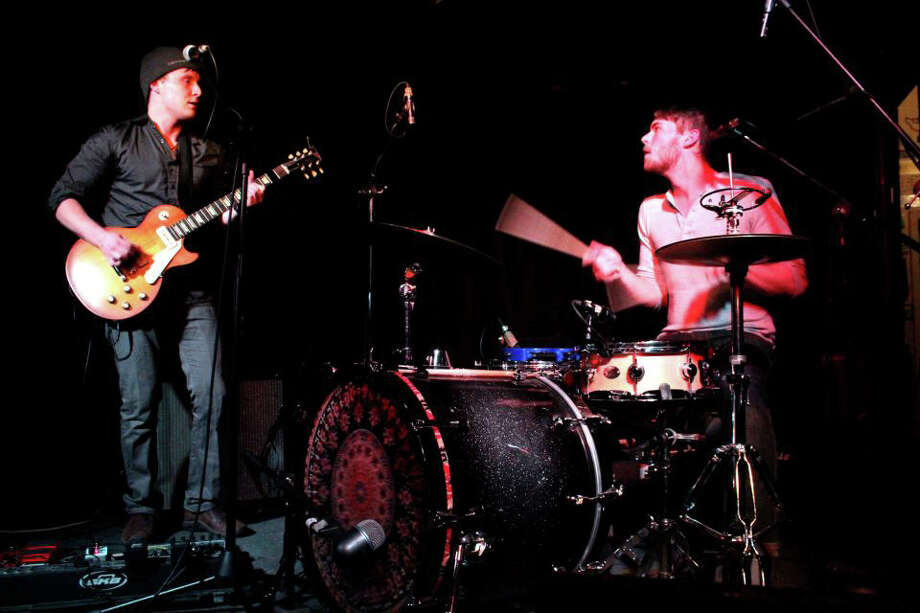 New Haven's Ports of Spain are among the bands set to perform this weekend at the Acoustic Cafe in the Black Rock section of Bridgeport, Conn. For more information, and showtimes, visit  www.acousticafe.com. or call 203-335-3655. Photo: Contributed Photo / Connecticut Post Contributed