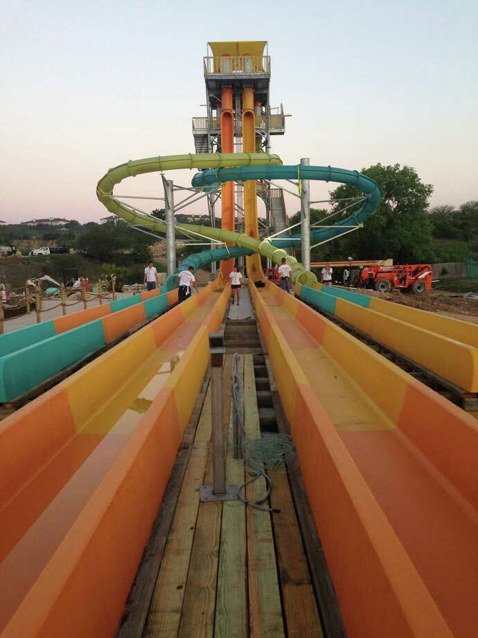 Bahama Blaster at Six Flags Fiesta Texas (courtesy) Photo: Courtesy