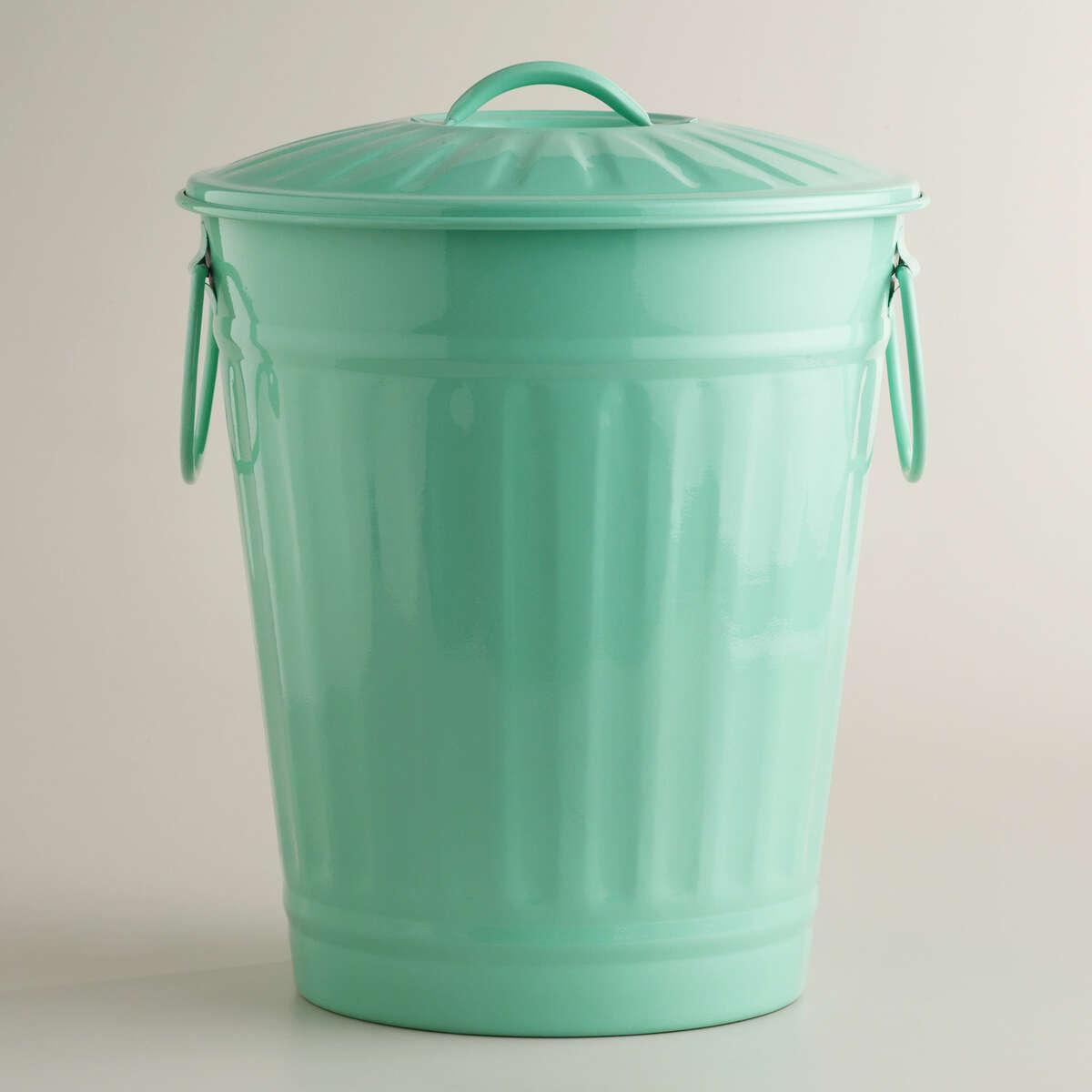 A $50 bathroom waste basket... I mean come ON. - Taylor Zelka