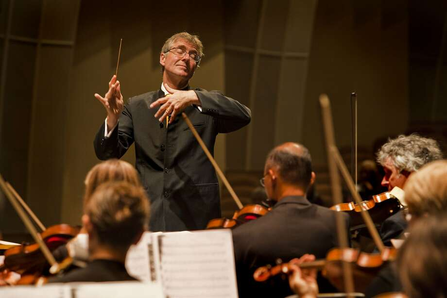 Music Director Paul Goodwin presents innovative, and often unconventional, programs to the annual music festival. Photo: R.R. Jones