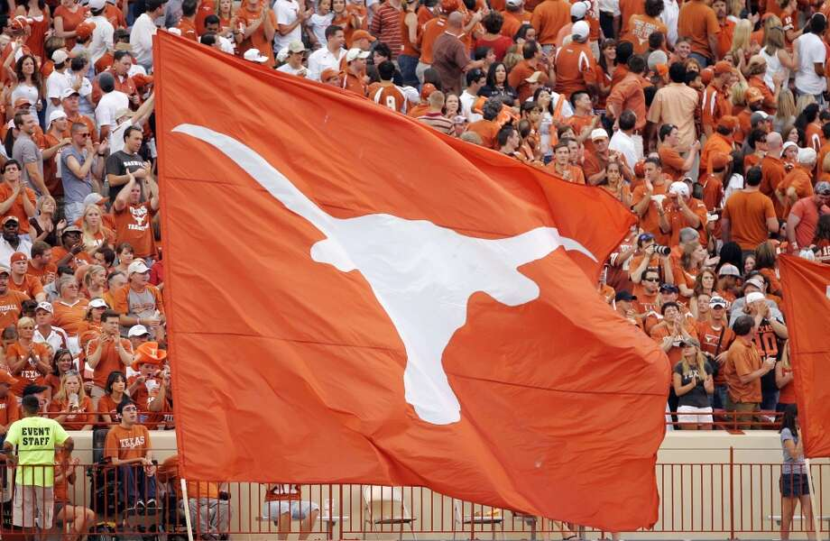 See the top selling items at University of Texas football games this year.