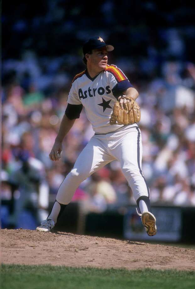 Houston Astros pitcher Mike Scott Photo: Focus On Sport, Getty Images / 1986 Focus on Sport