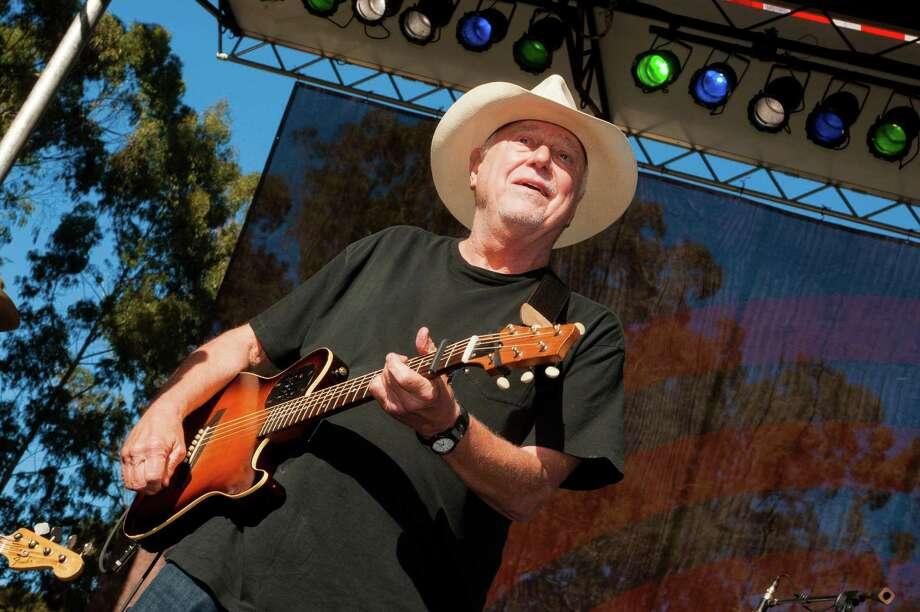 Musician Jerry Jeff Walker Photo: Anthony Pidgeon, Redferns Via Getty Images / 2012 Anthony Pidgeon