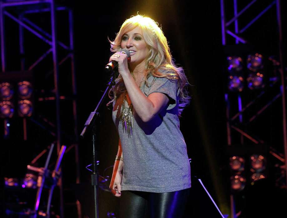 Musician Lee Ann Womack Photo: Terry Wyatt, Getty Images For The Country Music Hall Of Fame & Museum / 2014 Getty Images