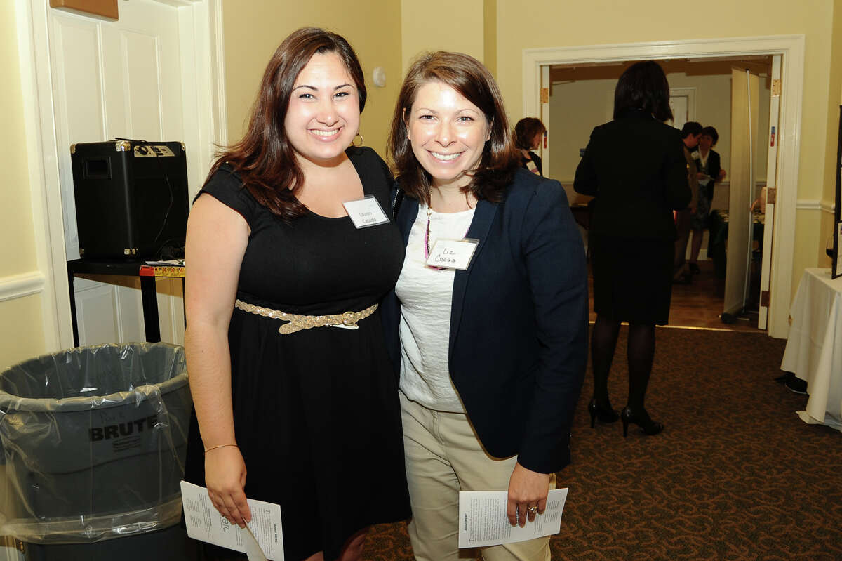 Were you Seen at the 6th Annual WERC First Impressions Second Chances event, a benefit for the Women's Employment and Resource Center, at the Crossings of Colonie on Tuesday, June 3, 2014?