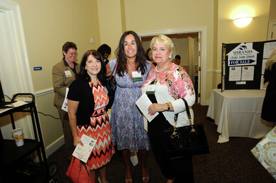 Were you Seen at the 6th Annual WERC First Impressions Second Chances event, a benefit for the Women's Employment and Resource Center, at the Crossings of Colonie on Tuesday, June 3, 2014? Photo: Joan Heffler Photography / JOAN HEFFLER