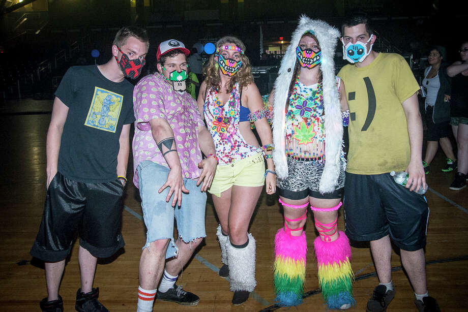 Were you Seen at the Skrillex show at the Washington Avenue Armory in Albany on Tuesday, June 3, 2014? Photo: Jim Gilbert, Jim JT Gilbert