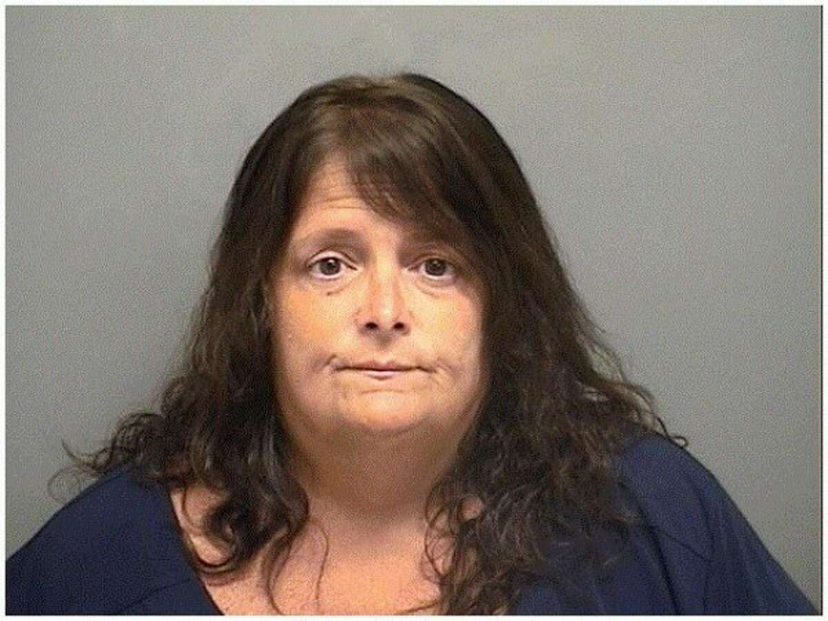 Cynthia Tanner, an employee with the Darien-based National Veteran Services Fund, is accused of embezzling more than $185,000 from the nonprofit organization.