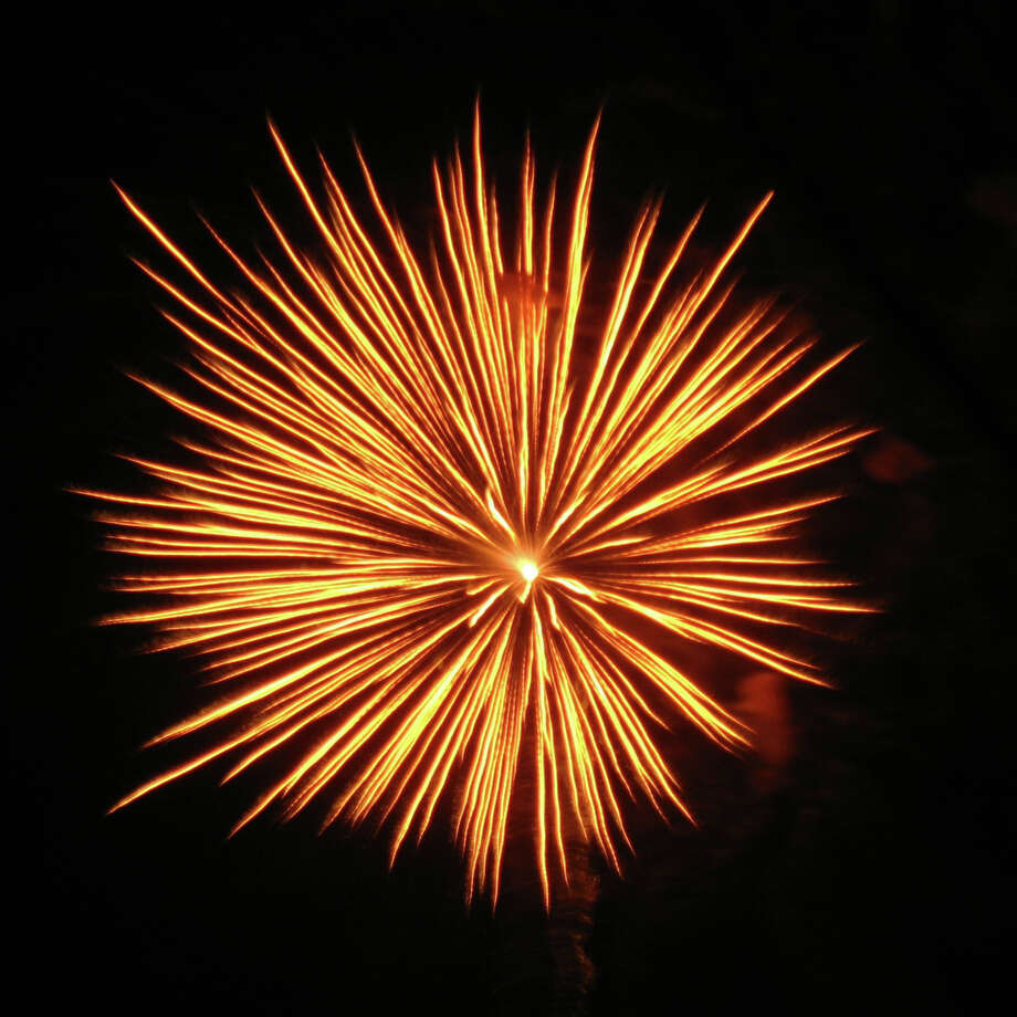 The Town of Darien Firefighters' Foundation will be hosting Darien's Fourth of July fireworks celebration July 5, with a rain date of July 6. Passes, which are $25, are now on sale and will benefit the foundation. Photo: Contributed Photo, Contributed / Darien News