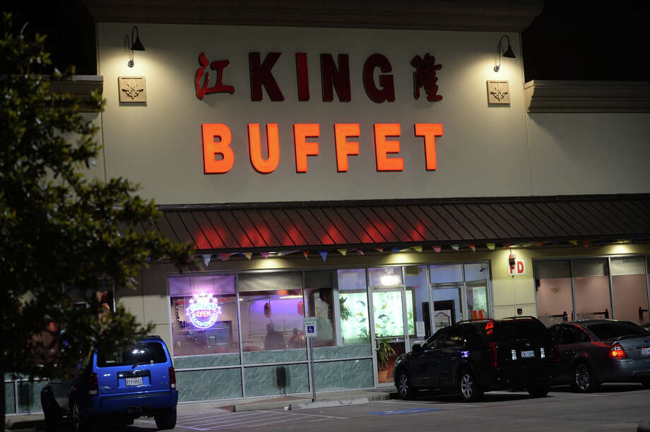 The King Buffet was one of two Port Arthur Chinese restaurants listed in the Homeland Security's indictment for allegedly employing illegal aliens. Photo taken Thursday, January 30, 2014 Guiseppe Barranco/@spotnewsshooter Photo: Guiseppe Barranco, Photo Editor