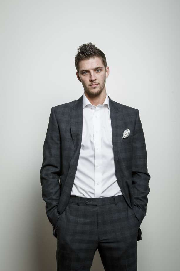 Houston Rockets' NBA basketball player Chandler Parsons poses for a photo. ( Michael Paulsen / Houston Chronicle ) Photo: Michael Paulsen, Houston Chronicle