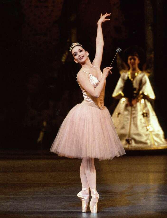 Jenifer Ringer Photo: Paul Kolnik, HO / New York City Ballet