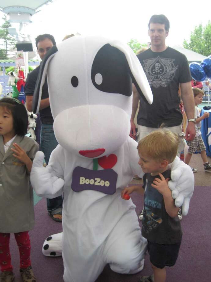 BooZoo, the mascot for Stepping Stones Museum of Nowalk, will be the star attraction during the BooZoo Canine Carnival at the museum on Saturday. There will be plenty to do for dogs and their owners. The event is free with museum admission. Find out more.  Photo: Contributed Photo / Stamford Advocate Contributed photo