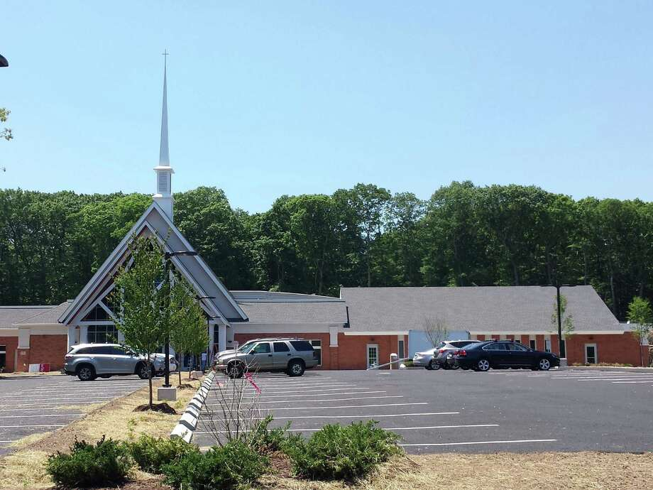 After more than a decade in planning, permitting and construction, Black Rock Congregational Church is getting ready to open its new facility. Photo: Genevieve Reilly / Fairfield Citizen