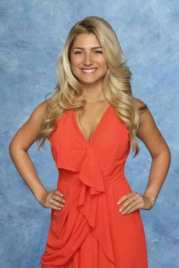 Elise Mosca, 28, Los Angeles, CA – The Bachelor, Season 18 (Juan Pablo) Elise opened up to Juan Pablo about her mother's wish for her happiness. Unfortunately though their relationship failed to blossom and Juan Pablo sent her home. Photo: Craig Sjodin, ABC / © 2013 American Broadcasting Companies, Inc. All rights reserved.