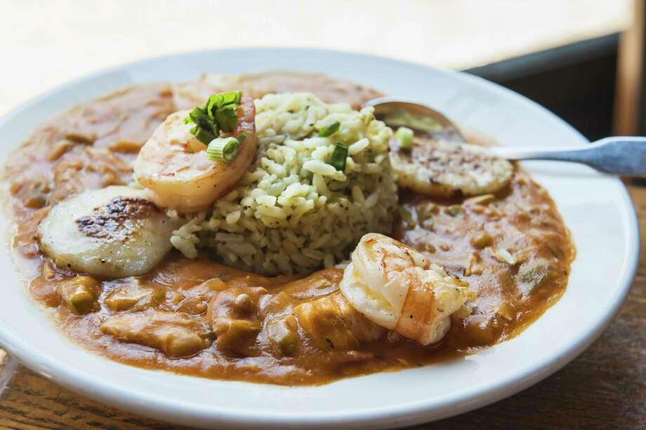 Gumbo with Chicken, Seafood and Sausage Photo: Wallace Weeks / wallaceweeks - Fotolia
