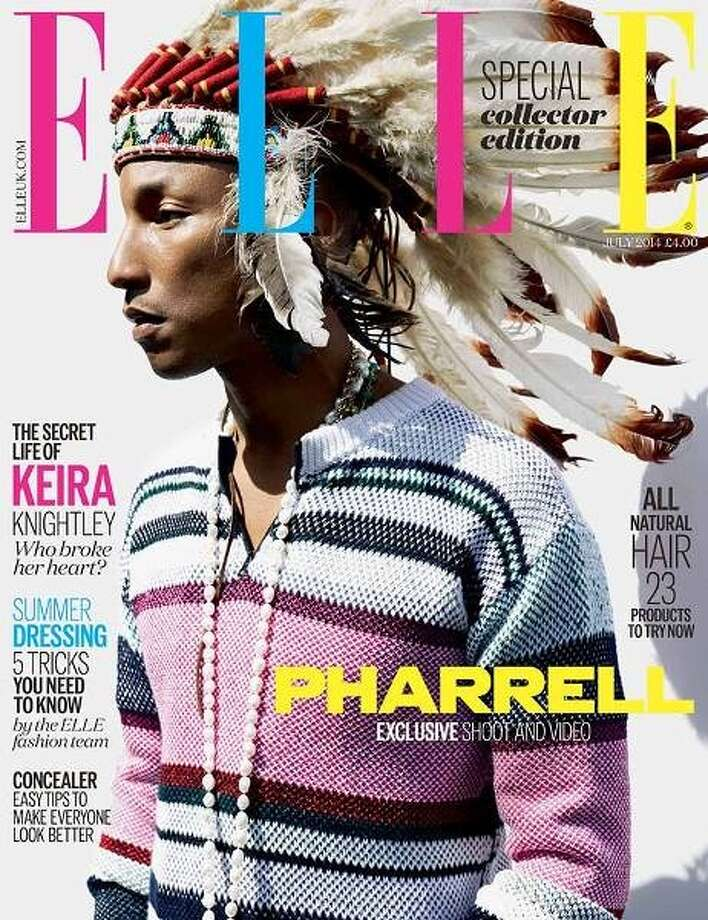 Rapper Pharrell Williams is the latest victim of a magazine cover controversy following this July 2014 cover for Elle, which shows the entertainer wearing a Native American headdress.Check out these other magazine covers that, for good or bad, will live on in infamy.