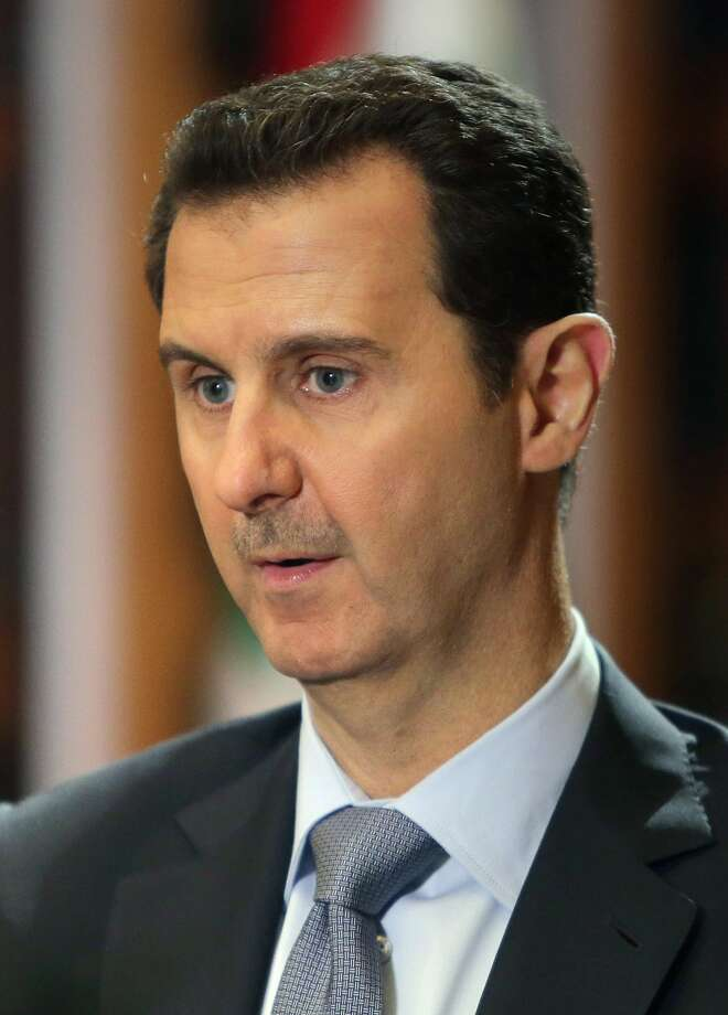Bashar Assad has begun to see the Islamic State as a threat. Photo: Joseph Eid, AFP/Getty Images