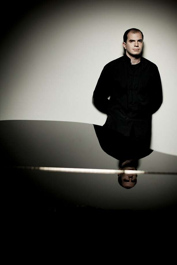 Pianist Kirill Gerstein Kirill Gerstein Photo: Marco Borggreve Photo: SF Symphony