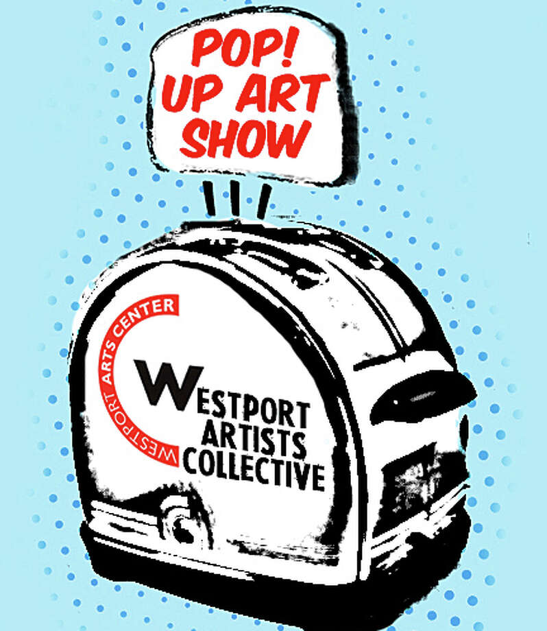 The inaugural Pop-Up Exhibition organized by the Westport Artist Collective will take place from 6 to 9 p.m. today at the Westport Arts Center, 515 Riverside Ave. It's one night only. Photo: Contributed Photo / Westport News