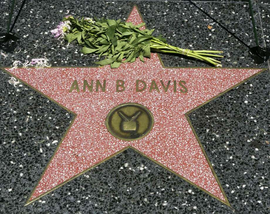 """A reader offers his personal recollections of Ann B. Davis, who played the popular housekeeper on the """"The Brady Bunch"""" and whose star is on the Hollywood Walk of Fame. She died Sunday at age 88. Photo: Damian Dovarganes / Associated Press / AP"""