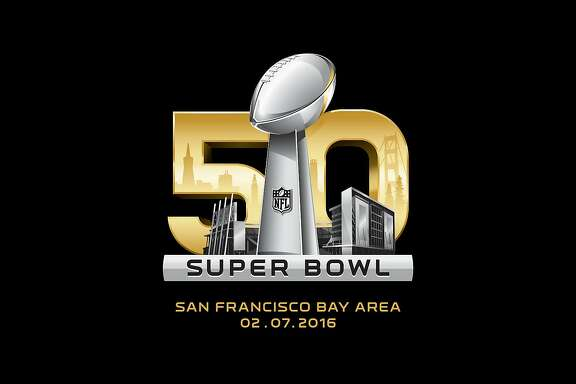The National Football League released today logos for Super Bowl 50 slated for Sunday, February 7, 2016 at Levi's Stadium in Santa Clara, Calif.   To further elevate and celebrate the historic 50th Super Bowl, the NFL will break for one year its unique tradition of using Roman numerals to identify that season's championship game.    The logo design builds on the permanent Super Bowl identity established in 2011 for Super Bowl XLV that positions the Lombardi Trophy with the host stadium. The Super Bowl 50 regional logo features the Lombardi Trophy in front of Levi's Stadium, the new home of the San Francisco 49ers. Reflected in the gold 50 are some of the iconic landmarks of the San Francisco Bay Area ghosted by the fog.      From left to right:     • Transamerica Pyramid  • Mandarin Oriental Hotel  • San Francisco Ferry Building  • Coit Tower  • Golden Gate Bridge  • Redwood trees from the Muir Woods National Monument