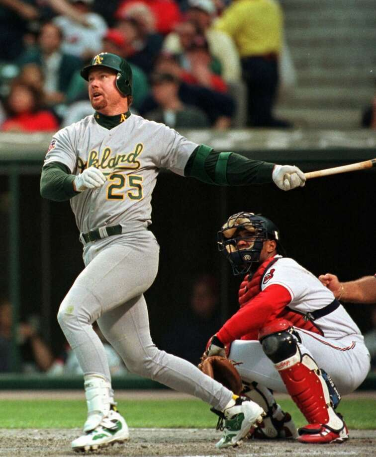 2. Mark McGwire, 1B, 1984 Photo: TONY DEJAK, Associated Press