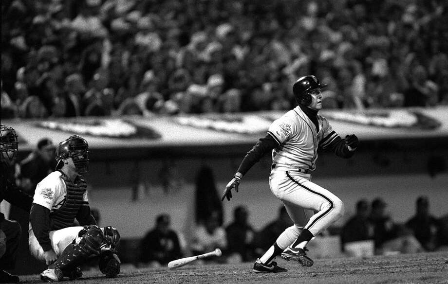 5. Will Clark, 1B, 1985 Photo: DEANNE FITZMAURICE, SFC