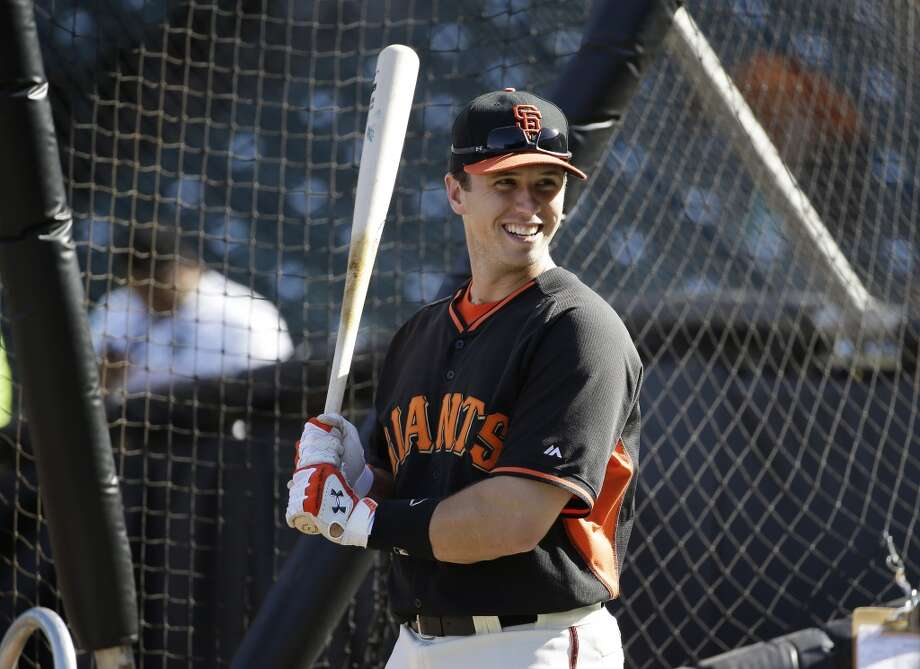 2. Buster Posey, C, 2008 Photo: Eric Risberg, Associated Press