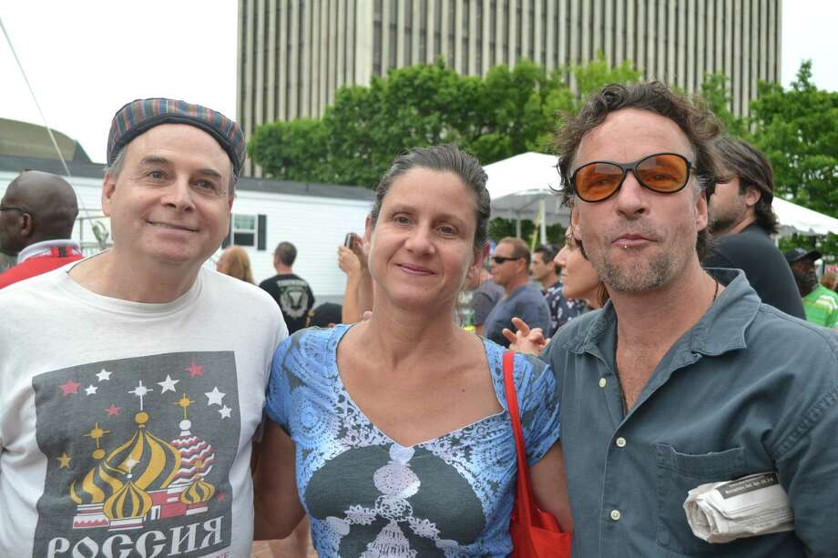Were you Seen at the Living Colour concert to kick off the Wednesday Night Concert Series at the Empire State Plaza in Albany on Wednesday, June 4, 2014? Photo: Caroline Grondahl