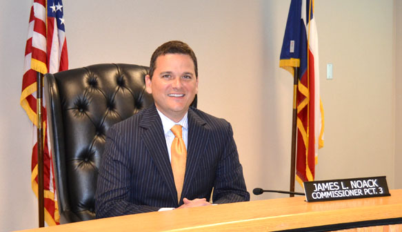 Montgomery County Commissioner Denies 2 Discrimination