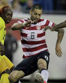 1) Clint Dempsey was named captain for the 2014 FIFA World Cup, he was born on March 9, 1983  in Nacogdoches,  Texas. Photo: Chris O'Meara / Associated Press / AP