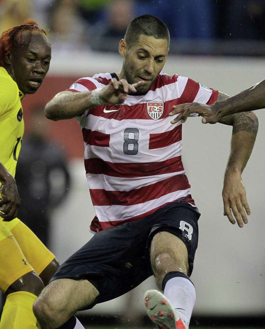 1) Clint Dempsey was named captain for the 2014 FIFA World Cup, he was born on March 9, 1983 in Nacogdoches, Texas.