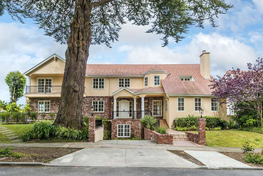 The eight-bedroom home is situated on a park-like double lot. Photo: Olga Soboleva/Vanguard Propertie