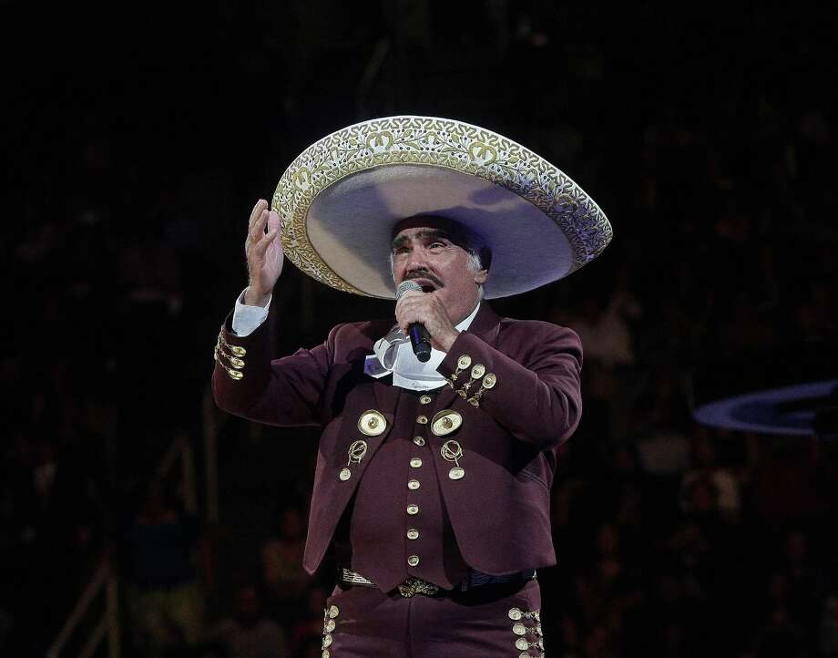 Mexican musician Vicente Fernandez's singing career spans nearly five decades. Here's a look back at the lifetime of this Latino legend.