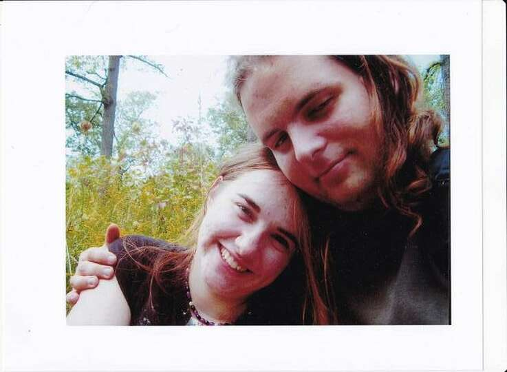 This undated handout photo provided by the Coleman family shows Caitlan Coleman and Joshua Boyle. Th