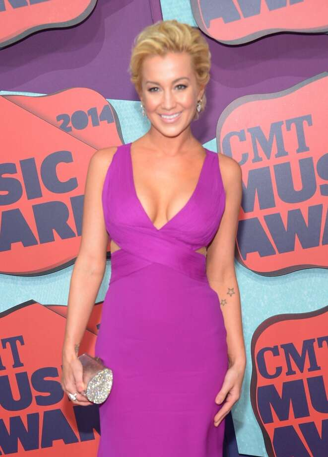Kellie Pickler attends the 2014 CMT Music awards at the Bridgestone Arena on June 4, 2014 in Nashville, Tennessee. Photo: Michael Loccisano, Getty Images