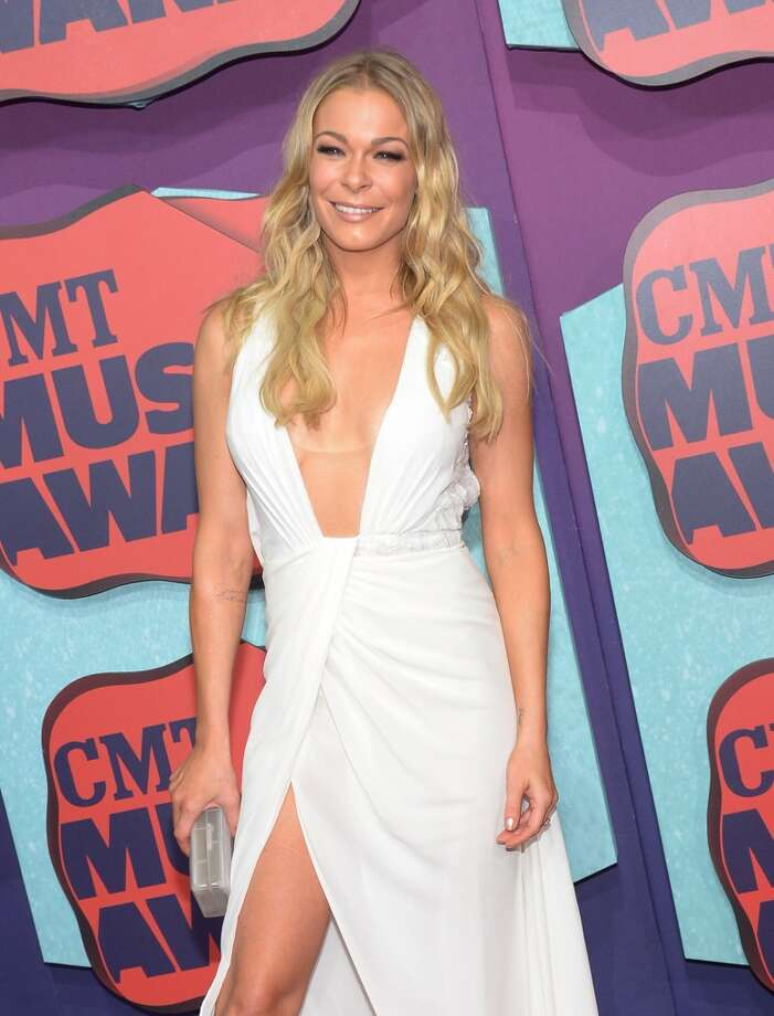 LeAnn Rimes attends the 2014 CMT Music awards at the Bridgestone Arena on June 4, 2014 in Nashville, Tennessee. Photo: Michael Loccisano, Getty Images