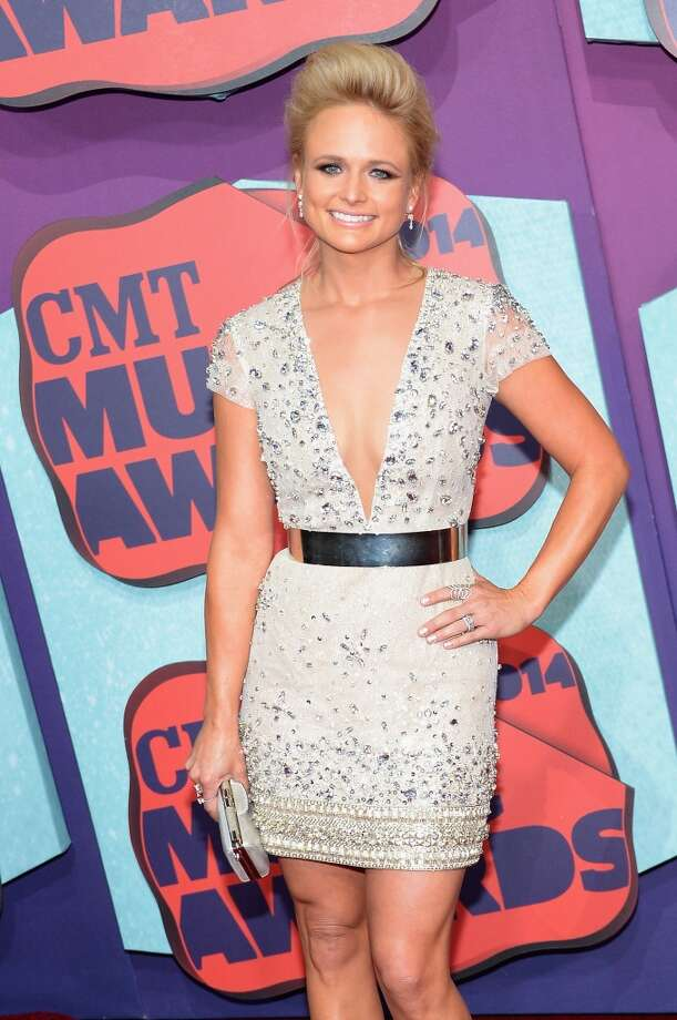 Miranda Lambert attends the 2014 CMT Music awards at the Bridgestone Arena on June 4, 2014 in Nashville, Tennessee. Photo: Michael Loccisano, Getty Images