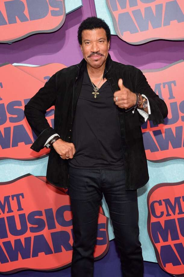Lionel Richie attends the 2014 CMT Music awards at the Bridgestone Arena on June 4, 2014 in Nashville, Tennessee. Photo: Michael Loccisano, Getty Images
