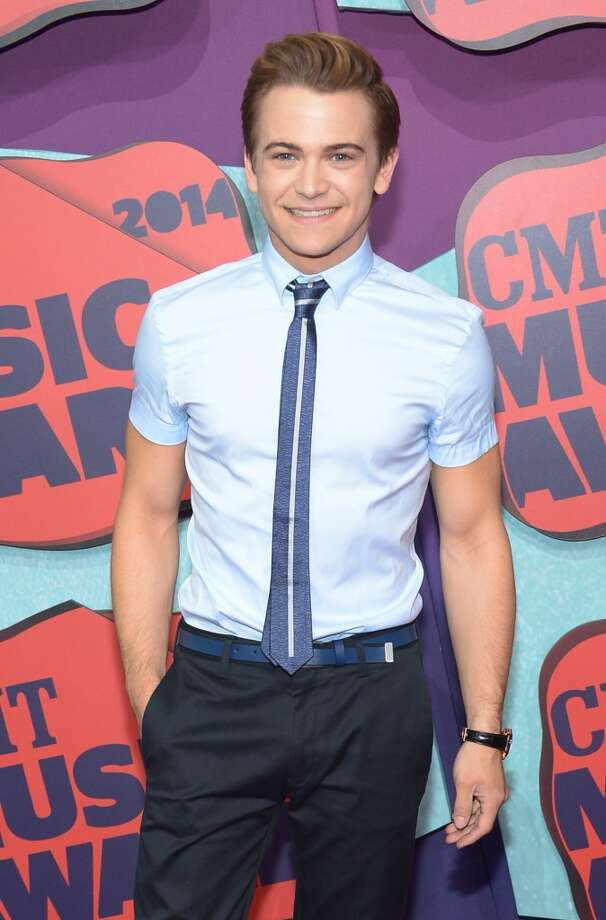 Hunter Hayes attends the 2014 CMT Music awards at the Bridgestone Arena on June 4, 2014 in Nashville, Tennessee. Photo: Michael Loccisano, Getty Images