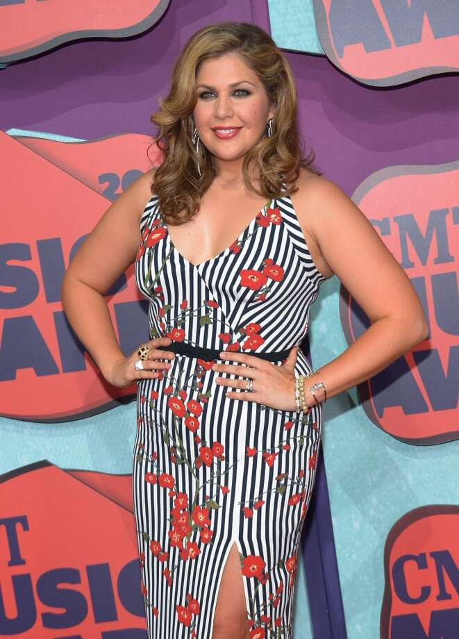 Hillary Scott of Lady Antebellum attends the 2014 CMT Music awards at the Bridgestone Arena on June 4, 2014 in Nashville, Tennessee. Photo: Michael Loccisano, Getty Images