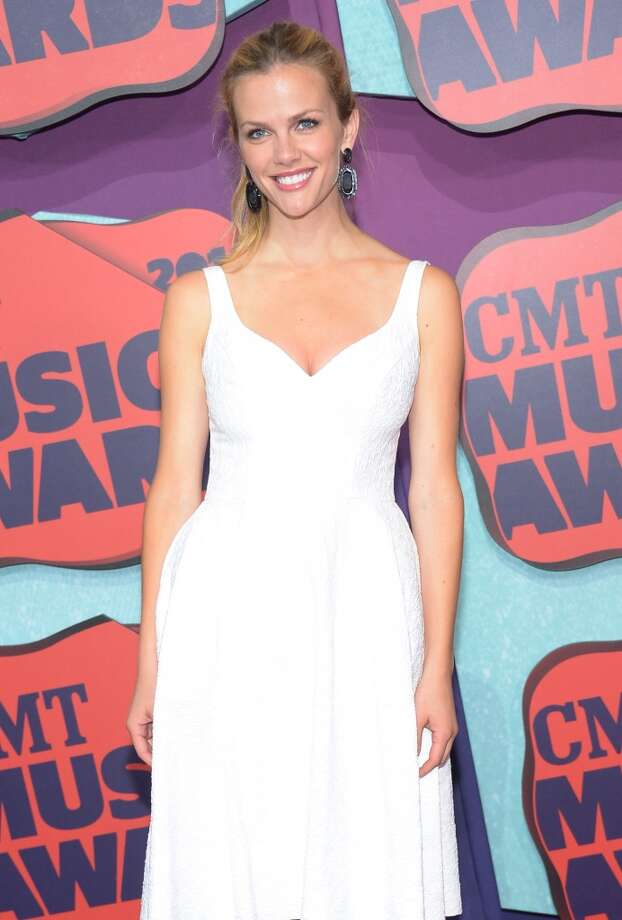 Brooklyn Decker attends the 2014 CMT Music awards at the Bridgestone Arena on June 4, 2014 in Nashville, Tennessee. Photo: Michael Loccisano, Getty Images