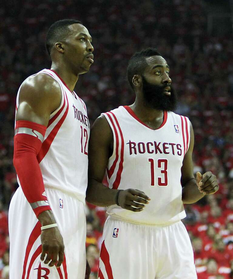 Because we've already got a Big Two.Miami is old news. It's time for a new Big Three on the Gulf Coast. We've already got Howard and Harden – it's time to welcome yourself to the Western Conference and payback those pesky Spurs.  Photo: James Nielsen, Staff / © 2014  Houston Chronicle