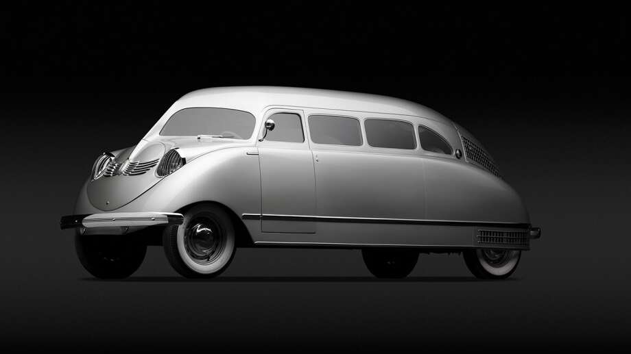 Stout  Scarab,  1936. Designed by William B. Stout. Courtesy of  Larry Smith . Photo by Michael Furman .
