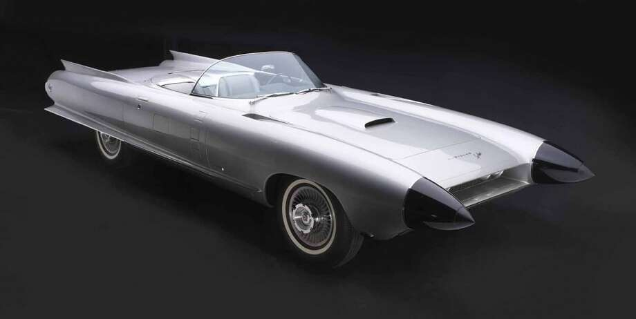 Cadillac  Cyclone XP - 74 , 1959 . Designed by  Harley J. Earl  and  Carl  Renner .  Courtesy of General Motors Heritage Center, Warren,  Michigan . Photo by Peter Harholdt. Photo: Peter Harholdt