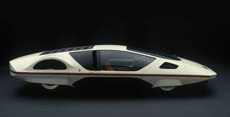 Ferrari (Pininfarina)  512 S Modulo , 1970. Designed by Paolo Martin.  Courtesy of Pininfarina S.p.A., Cambiano, Turino, Italy. Photo by Michel  Zumbrunn.