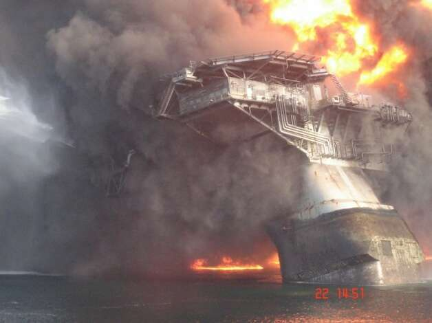 On June 5, 2014, the Chemical Safety Board releases a two-volume report shedding new light on the cause of the Gulf oil spill. Agency investigators say the blowout preventer failed when a long drill pipe running from the rig down into the ocean floor buckled under high pressure coming up from the oil reservoir. In addition, the agency found U.S. regulations governing offshore safety -- even new rules set after the 2010 oil spill -- do not address many key safety devices.